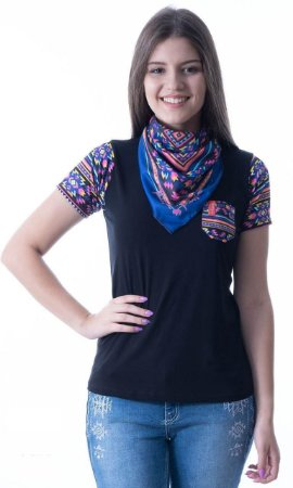 Camiseta Tatanka Baby Look Feminina ttks013