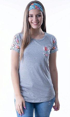 Camiseta Tatanka Baby Look Feminina ttks009