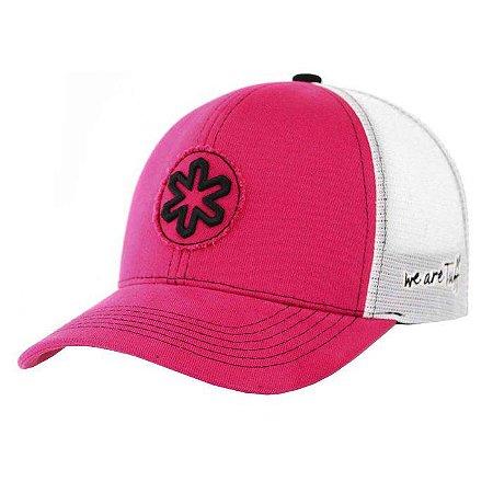Boné Tuff Pink Pink Circle 1373