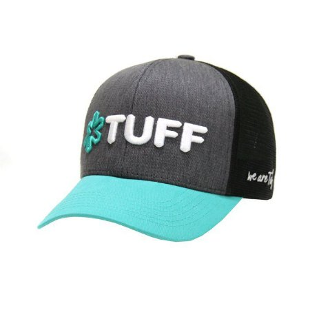 Boné Tuff Cinza Foz 1437