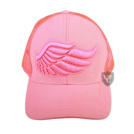Boné Zenz Western Wing Pink Neon Zw0319049