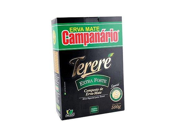 Erva Mate Tereré Campanário Extra Forte 500g