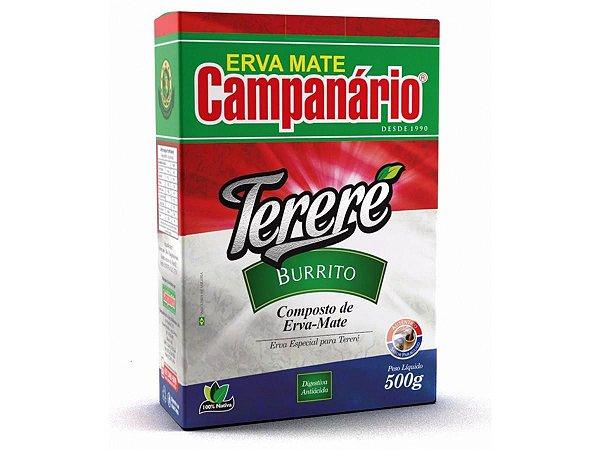 Erva Mate Tereré Campanário Burrito 500g