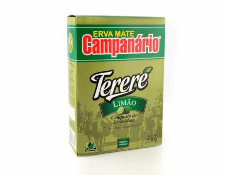 Tereré Mate Campanário Limão 500g