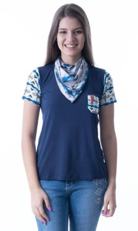 Camiseta Tatanka Baby Look Feminina ttks016