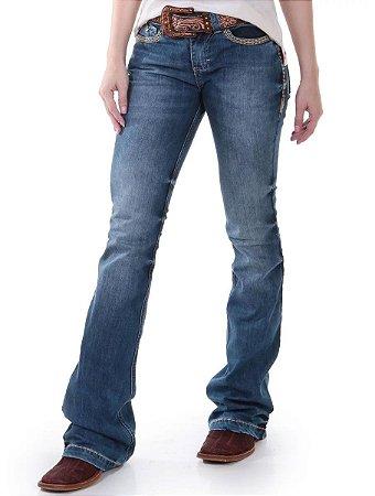 Calça Jeans Zenz Western Club ZW0120042