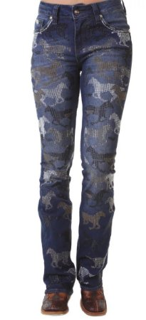 Calça Jeans Zenz Western Hunter Zw0419065