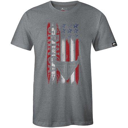 Camiseta Gringa American Shooter 1019001