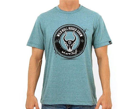 Camiseta Tuff Masc Verde 1406