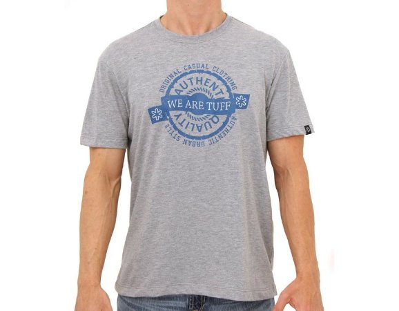 Camiseta Tuff Masc Mescla
