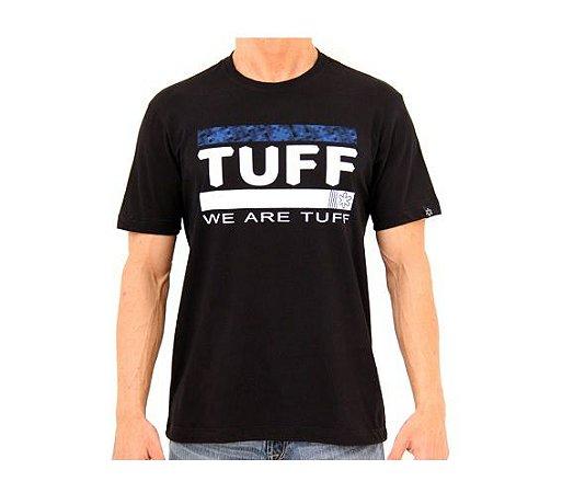 Camiseta Tuff Masc Preta