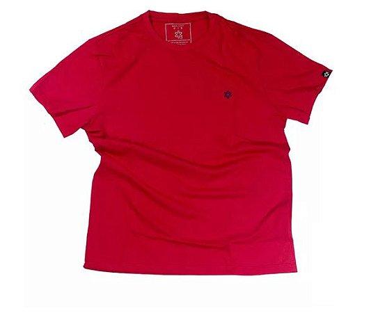 Camiseta Tuff Masc Basica Vermelho