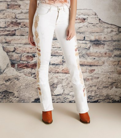 Calça Jeans Minuty Feminina Boot Cut 201848