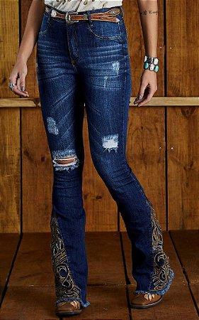 Calça Jeans Minuty Feminina Hot Pants 20584