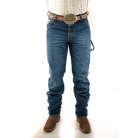 Calça Jeans King Farm Masc. Carp. Blue
