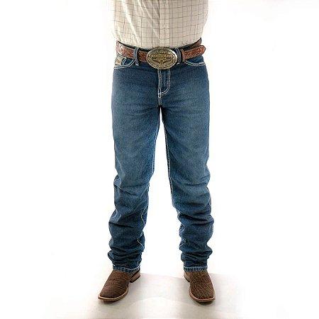 Calça Jeans King Farm Masc. Bronze King