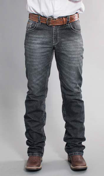 Calça Jeans Docks Black Confort Plus 2554