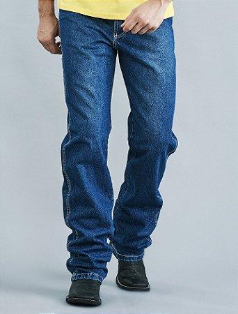 Calça Jeans Docks White Relaxed