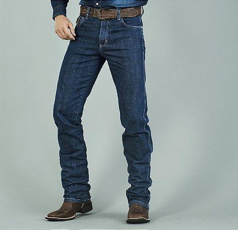 Calça Jeans Docks Bolso Bordado 2378