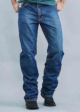 Calça Jeans Docks White Relaxed 1440