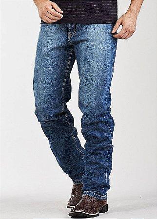Calça Jeans Docks White Laranja