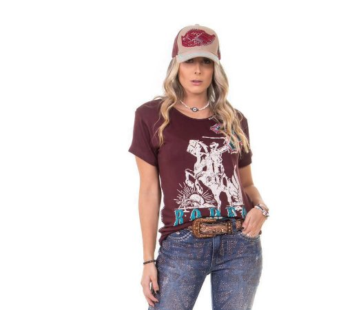 Camiseta Zenz Western Free ZW0220005