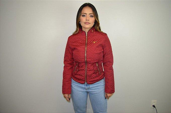 Jaqueta Os Moiadeiros Vermelha JM200603