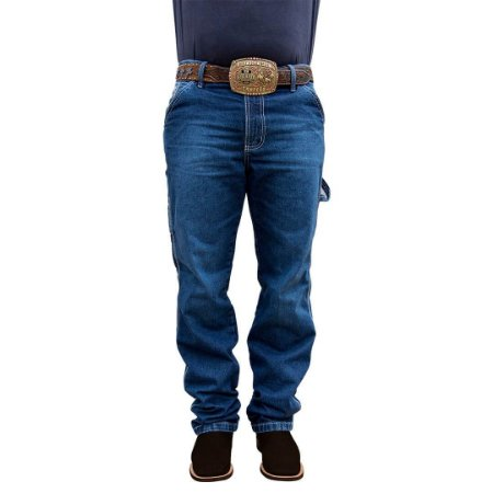 Calça Jeans King Farm Masc. Carp. Bronze