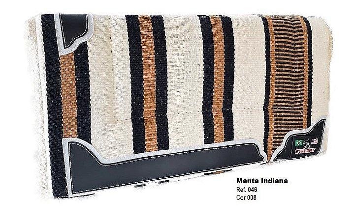 Manta Indiana Stalony 46008