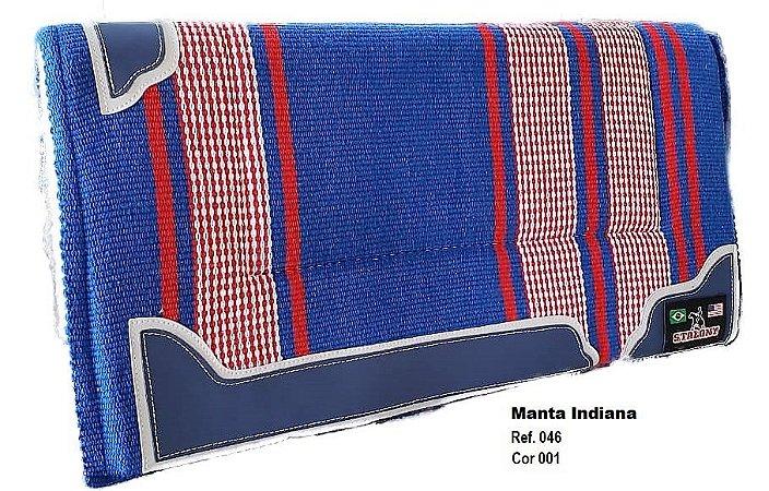 Manta Indiana Stalony 46001