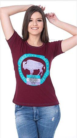 Camiseta Tatanka Baby Look Feminina ttks112123