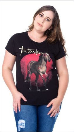 Camiseta Tatanka Baby Look Feminina ttks112128