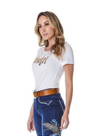 Camiseta Minuty Cowgirl 702