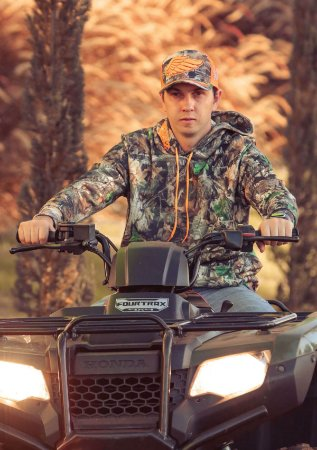 Moletom Zenz Western Wild Camuflado Zw0320075