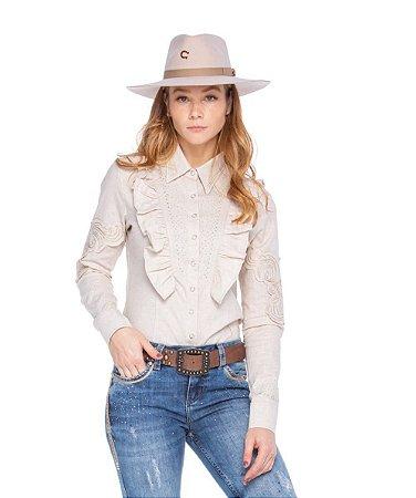 Camisa Zenz Western Klein ZW0320018