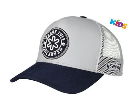 Boné Tuff Infantil Dallas Kids Cinza CAP2243