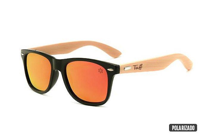 Óculos Tuff Lente Polarizado Amarela SUN3347