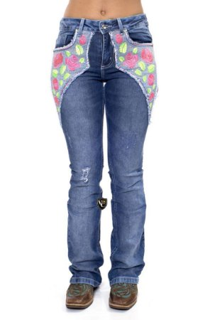 Calça Jeans Miss Country Feelings