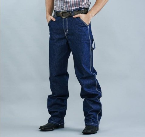 Calça Jeans Docks Masc. Carpenter Blue 2178
