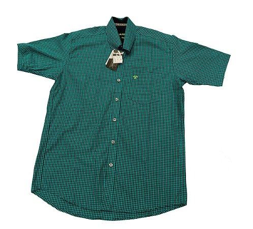 Camisa Tomahawk Masc. M/C Verde TMKMMC2101
