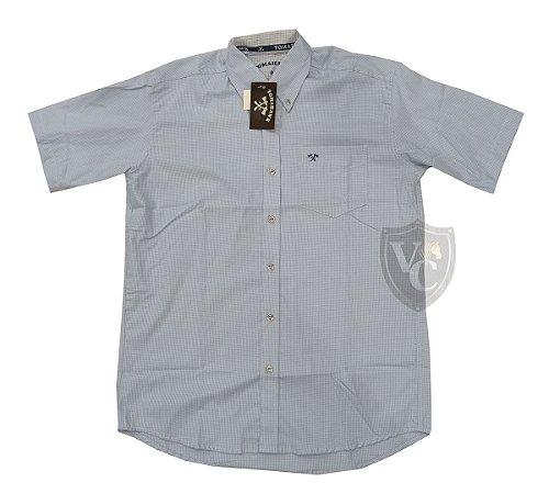 Camisa Tomahawk Masc. M/C Azul Claro TMKMMC2113