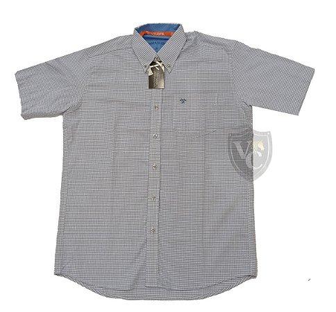 Camisa Tomahawk Masc. M/C Cinza TMKMMC2114
