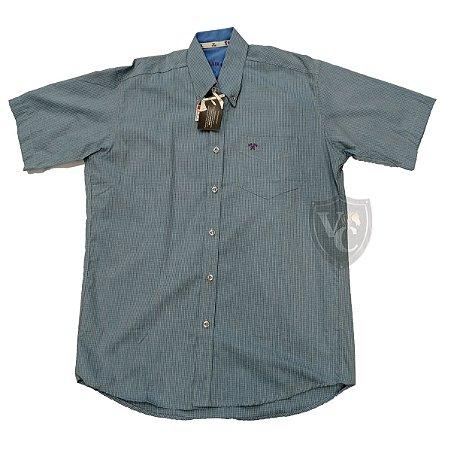 Camisa Tomahawk Masc. M/C Azul TMKMMC2119