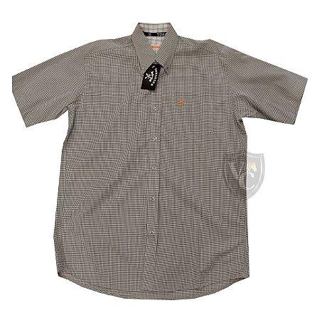 Camisa Tomahawk Masc. M/C Cinza TMKMMC2121