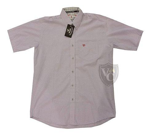 Camisa Tomahawk Masc. M/C Baby Pink TMKMMC2127