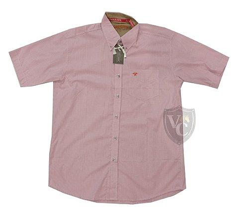 Camisa Tomahawk Masc. M/C Rosa TMKMMC2133