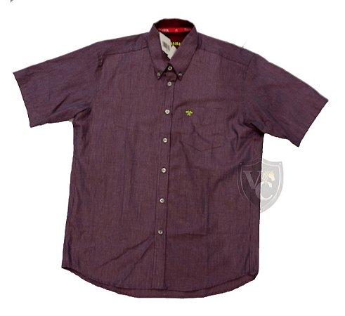 Camisa Tomahawk Masc. M/C Vinho TMKMMC2134