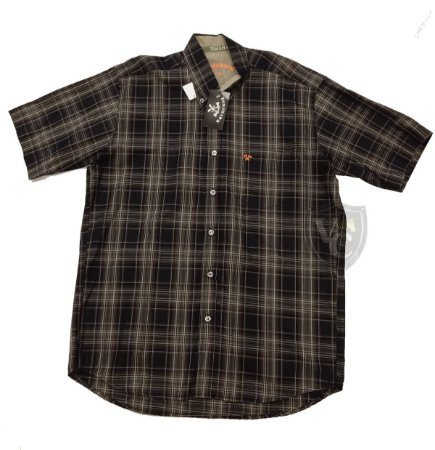 Camisa Tomahawk Masc. M/C Preto TMKMMC2136
