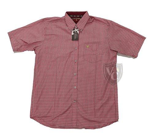 Camisa Tomahawk Masc. M/C Coral TMKMMC2131