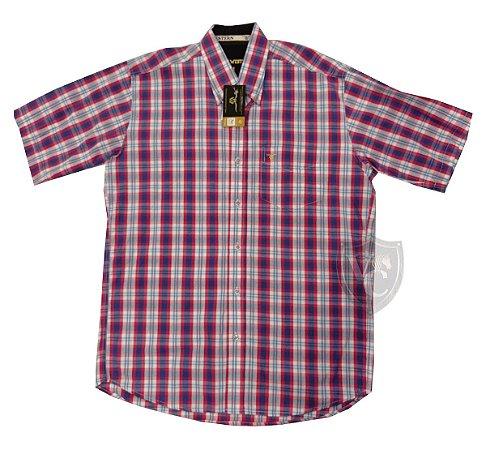 Camisa Bucks Masc. M/C Chalk BWMMC2113